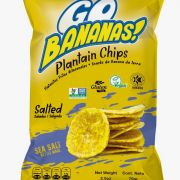 GO Bananas plantain chips
