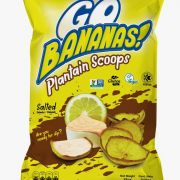 GO bananas - PLANTAIN SCOOPS